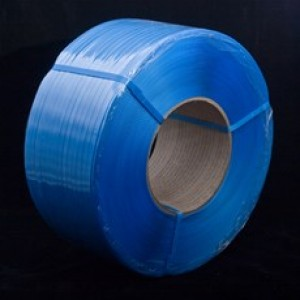 12MM BLUE POLY STRAPPING - MACHINE